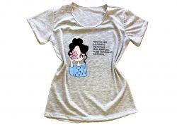 blusa T-Shirts - Tentar ver as coisas de uma forma positiva