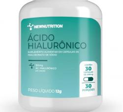 Ácido Hialurônico 150mg 30 cápsulas