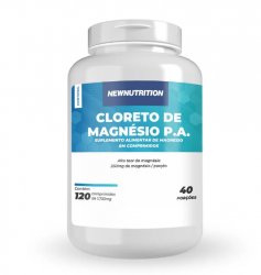 Cloreto de Magnésio P.A. 90 comprimidos