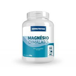 Magnésio Dimalato 120 cápsulas