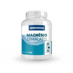 Magnésio Dimalato 60 cápsulas