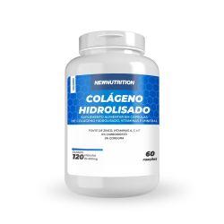Colágeno Hidrolisado 120 Cápsulas