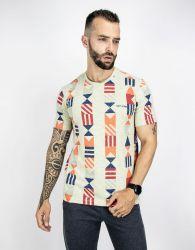 Camiseta Masculina Gola O Tribe